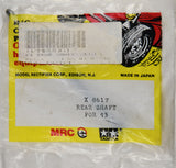 Tamiya MRC X8617 Rear Shaft Grasshopper Hornet Lunchbox Vintage TAMX8617