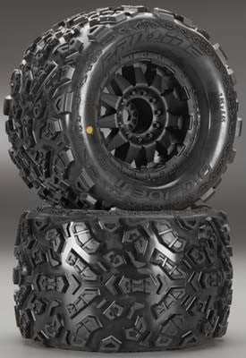 Pro-Line Big Joe II 3.8 All Terrain Tires Mounted PRO1198-13