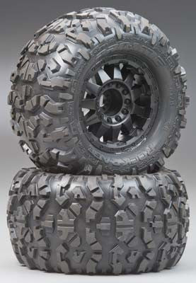 "Proline 1199-13 Rock Rage 3.8"" All Terrain Tires Mntd Blk PRO1199-13"
