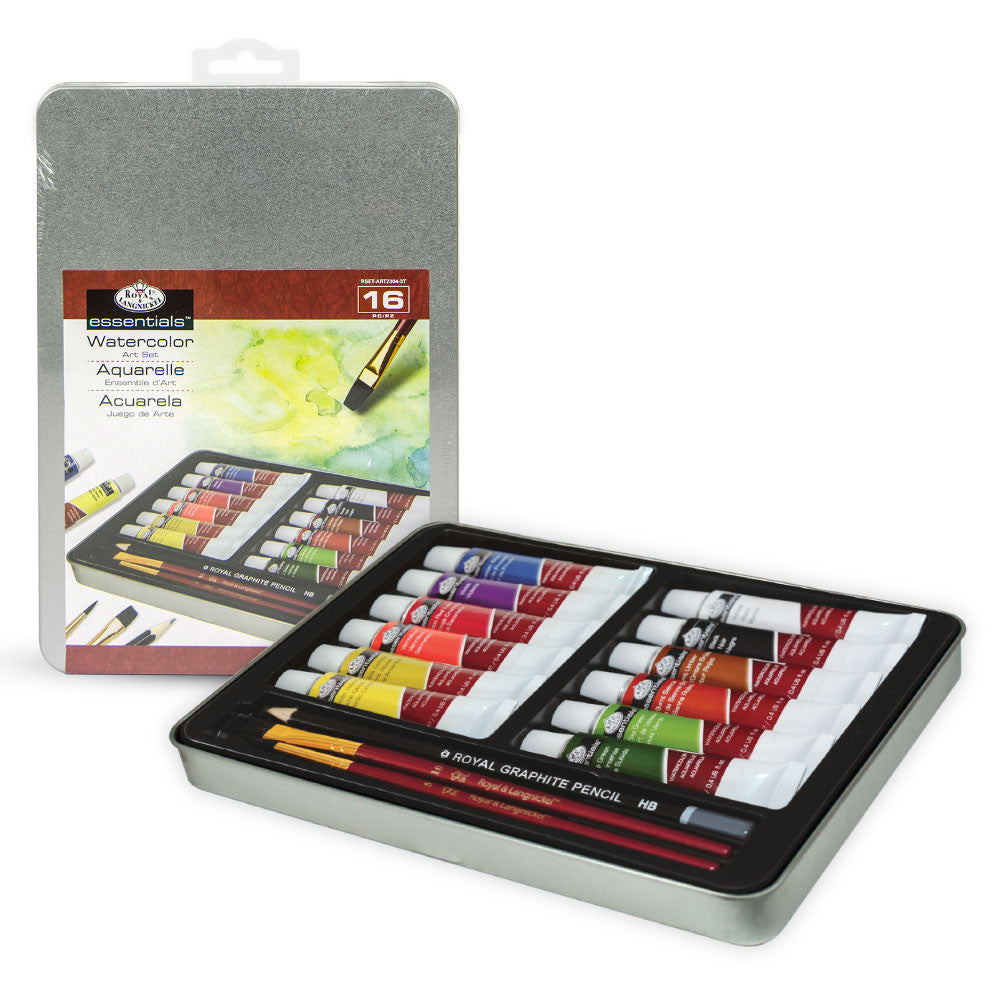 Royal Watercolor Paint Medium tin ROYRSETART2304
