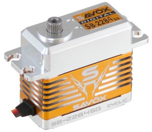 Savox .065/278 High Voltage Brushless Servo SAVSB2284SG