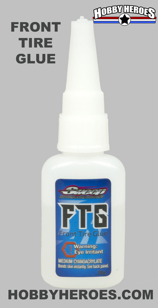 Sweep Front Tire Glue FTG premium glue SW0595