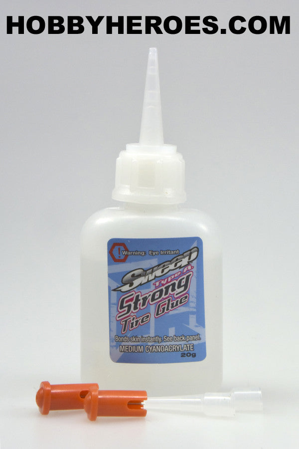 Sweep Strong Type A 100% CA Glue SW0003