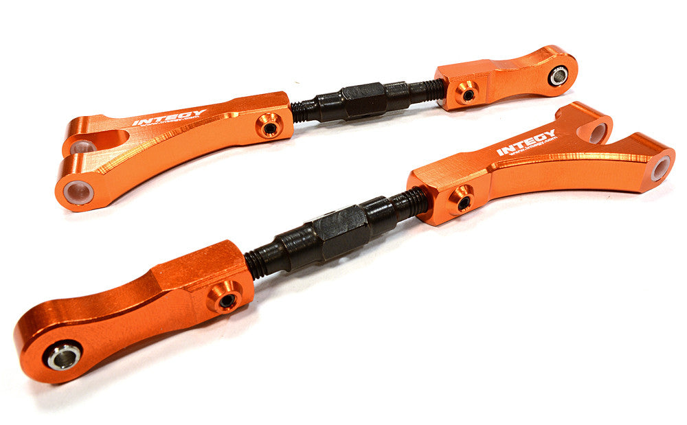 Integy Alloy Upper Arms Savage XL, Flux & X 4.6 RTR INTT6990ORANGE