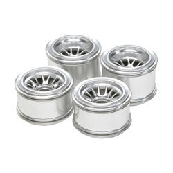 Tamiya Metal Plated Mesh Wheels F104 TAM54201