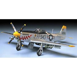Tamiya 1/48 F-51d Mustang Korean War TAM61044