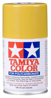 Tamiya PS-56 Mustard Yellow 3 oz Polycarbonate TAM86056