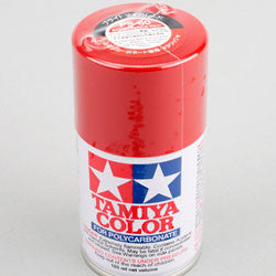 Tamiya Ps-60 Mica Red Polycarbonate Spray TAM86060