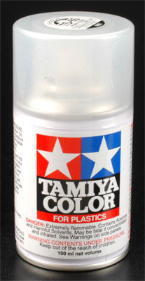 Tamiya Spray Lacquer TS-65 Pearl Clear 3 oz TAM85065