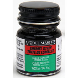 Testors Model Master Black Detail Stain 2-Jan oz TES2790