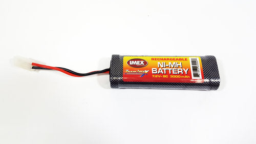 Imex 7.2v 3000mah Ni-Mh Battery Pack TTN3000
