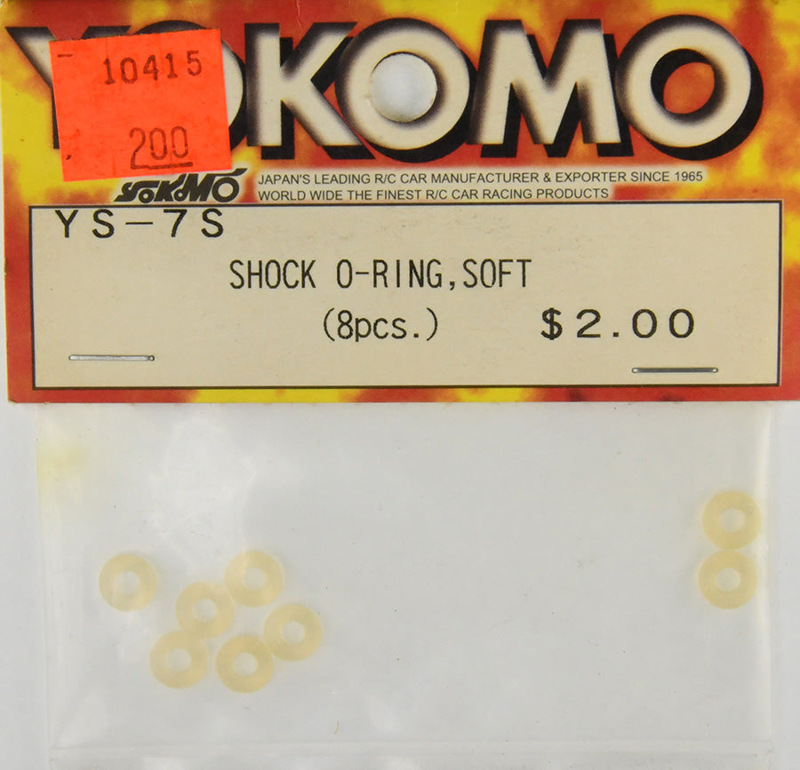 YOKOMO Shock O Ring soft YOKYS7S