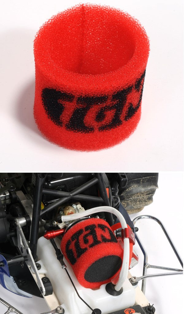 TGN Easy Clearance Thin Layer Redneck Filter for HPI Baja 5b/5T DDMAF331