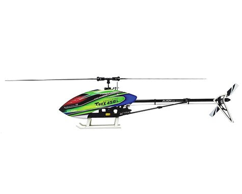 Align T-Rex 450LP Dominator RTF Electric Helicopter w/Radio, Battery, & Charger AGNRH45E32X