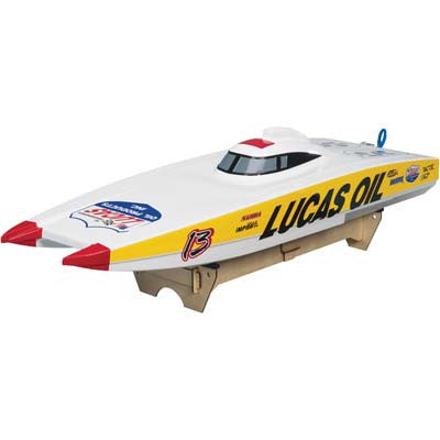 Aquacraft Lucas Oil 4s Catamaran 2.4 Ghz AQUB2105