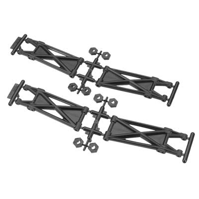 Arrma Suspension Arm Set 87mm Rear Fury/Mojave ARAAR330059