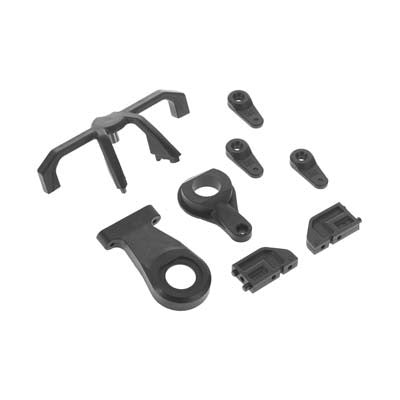 Arrma Steering Parts Set Nero ARAAR340092