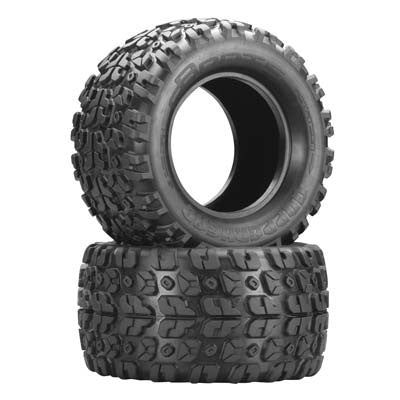 Arrma dBoots Copperhead Tire Granite (2) ARAAR1010AX