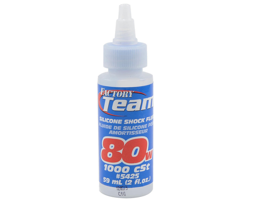Associated 80 Weight Shock Oil 2oz ASC5425