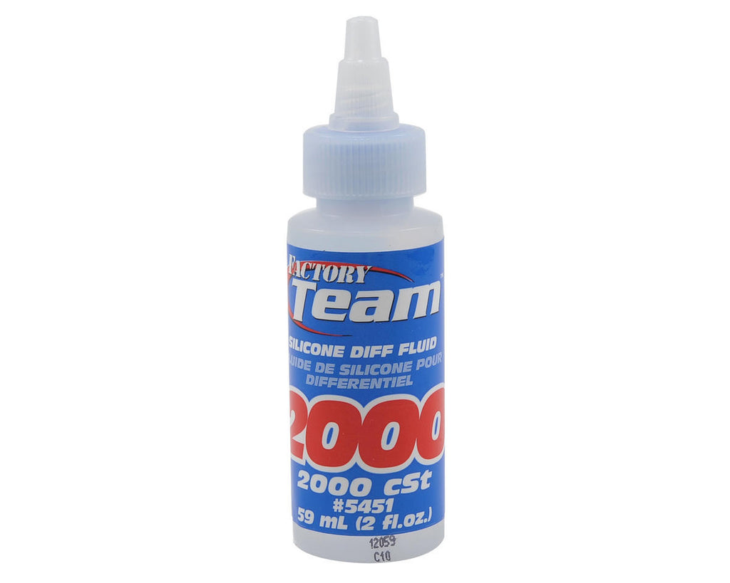 Associated 2,000cst Silicone Diff Fluid ASC5451