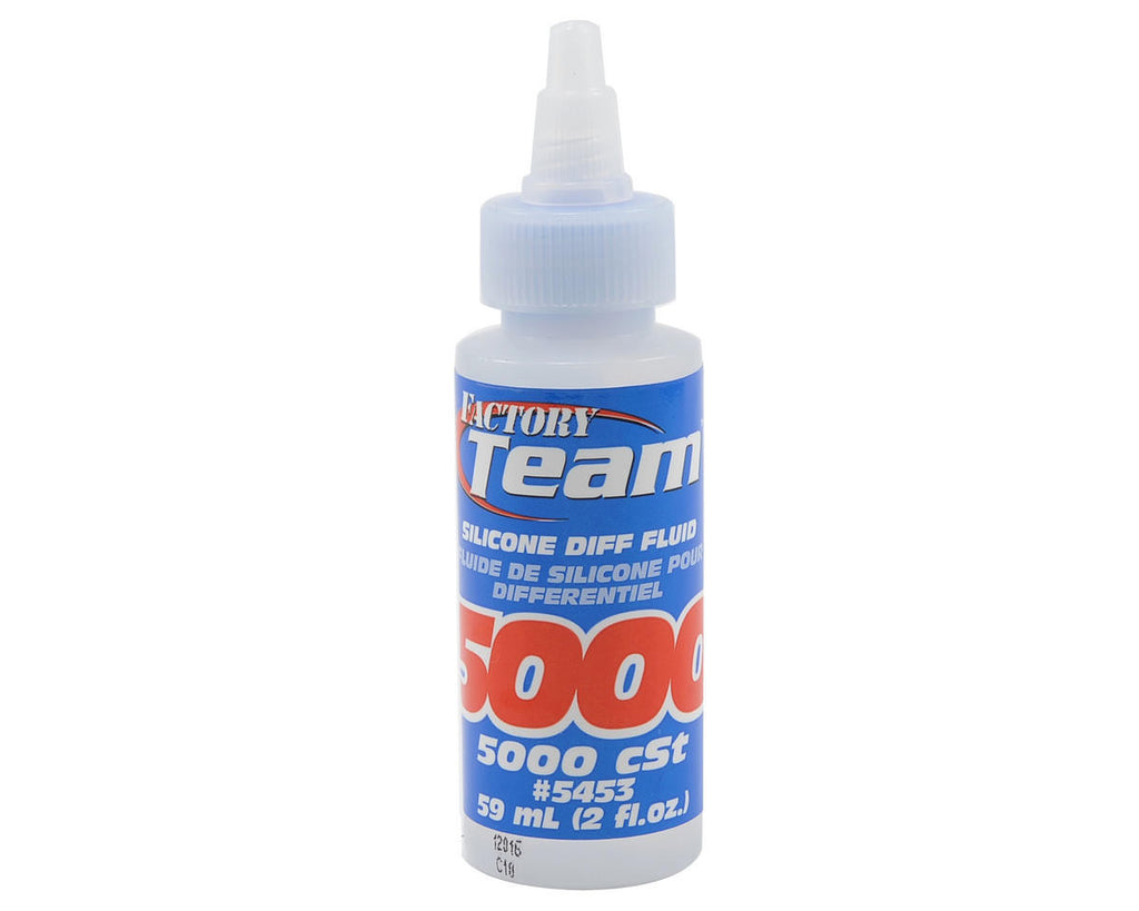 Associated 5,000cst Silicone Diff Fluid ASC5453