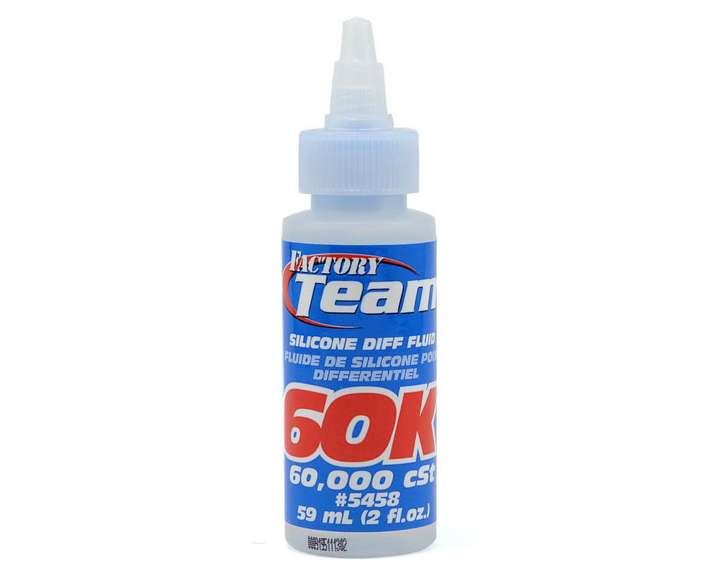 Associated 60,000cst Silicone Diff Fluid ASC5458