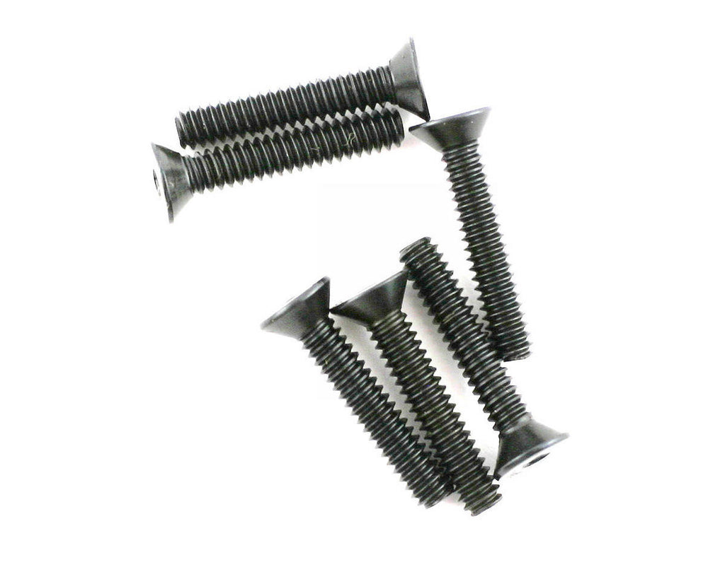 Associated 4-40 X 5/8 Flat Hd Socket Head Screw ASC6915
