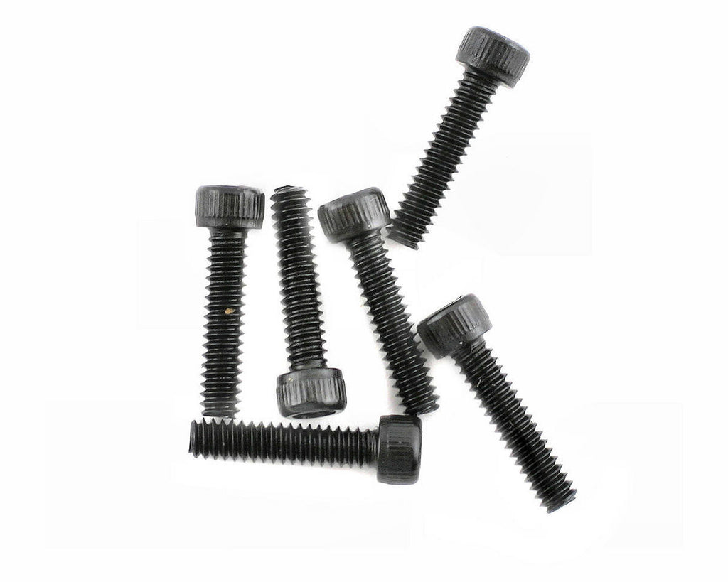 Associated Socket Head Cap Screw 4-40x1/2 ASC6925