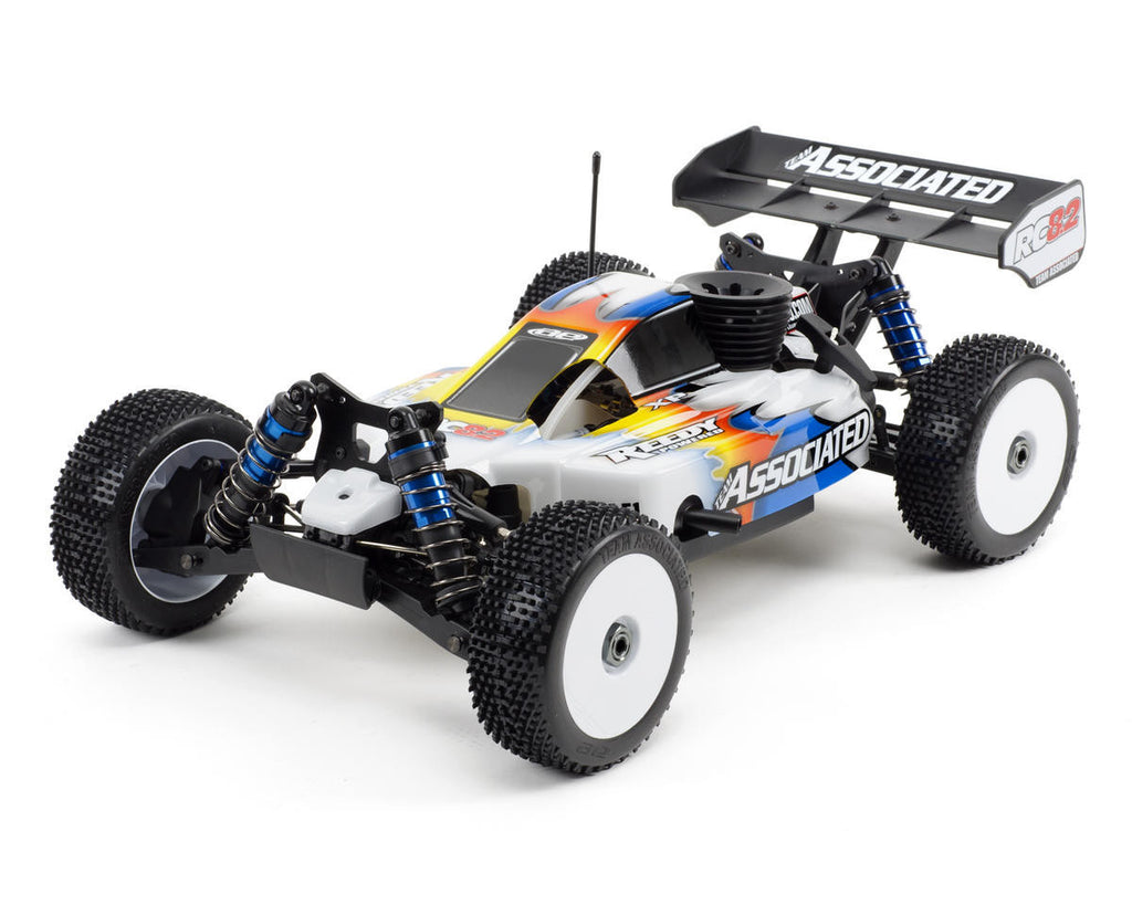 Associated RC8.2 Rs RTR 2.4ghz ASC80909