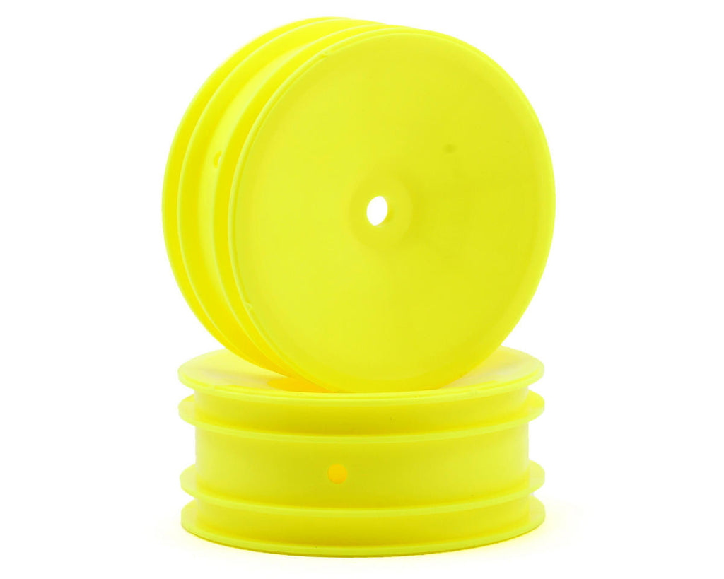 Associated Front Buggy Wheel Yellow ASC9691