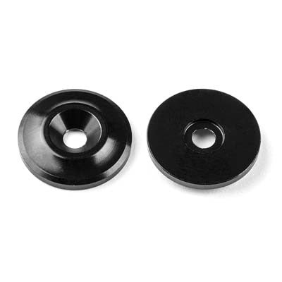 Associated FT Aluminum Wing Buttons ASC92100