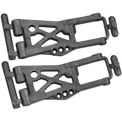Associated Molded Carbon Suspension Arm Front TC4 ASC31007
