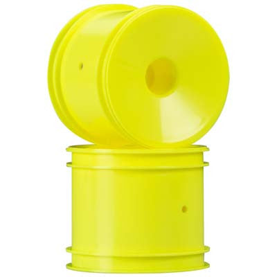 Associated Truck Hex Wheel Yellow ASC7853