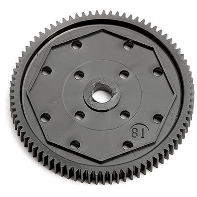 Associated Kimbrough Spur Gear 81T ASC9651