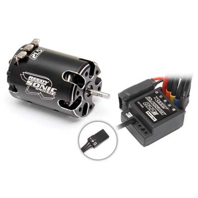 Associated Reedy Blackbox 800Z ESC/Sonic 540-M3 21.5 Combo ASC253C