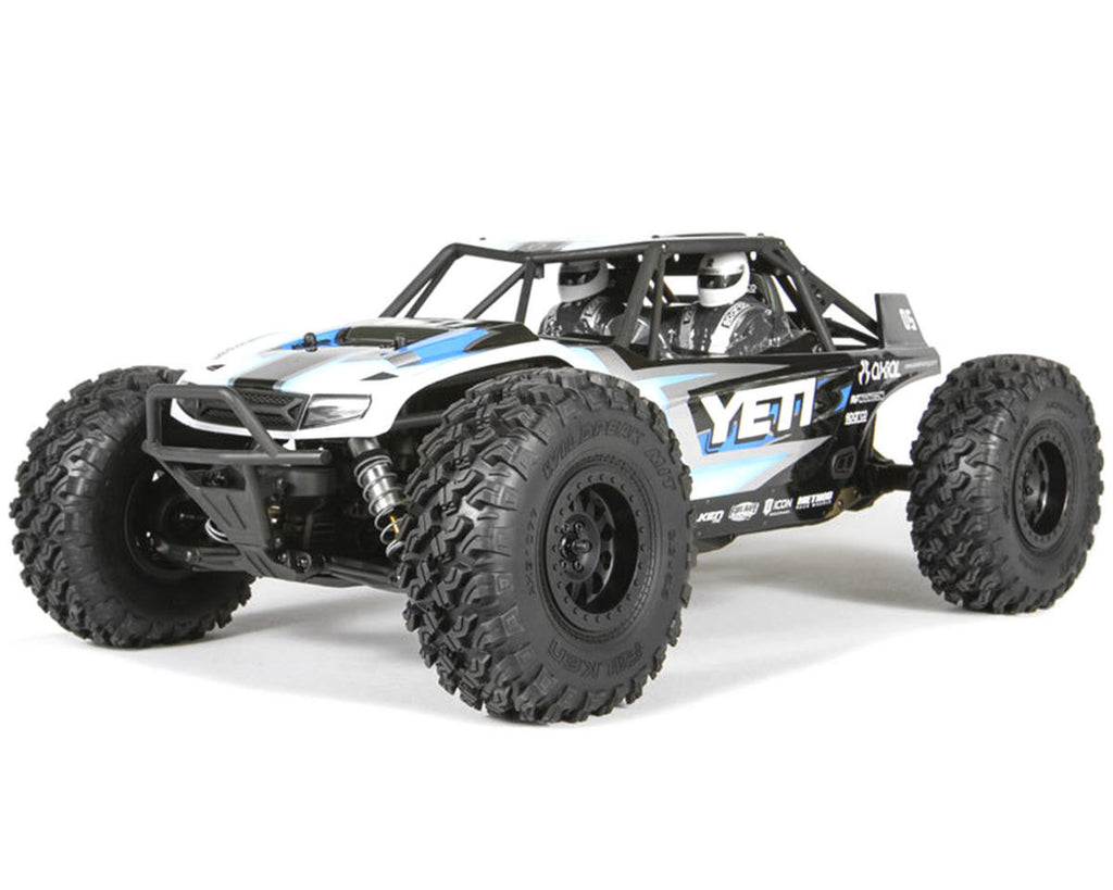 Axial 1/10 Yeti 4wd Kit AXIAX90025