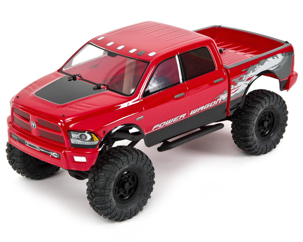 Axial Scx10 Ram Power 4wd Rtr AXIAX90037