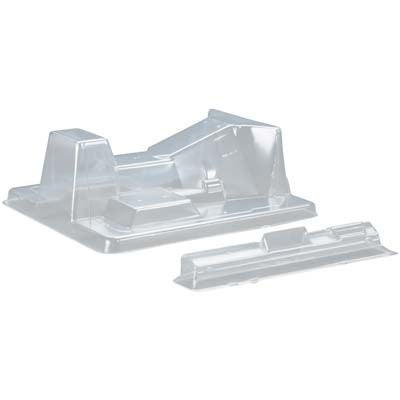 Axial Interior Set .040 Clear Wraith AXIAX04028