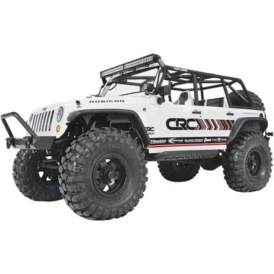 Axial '12 Jeep Wrangler Unlimited C/R 4wd AXID9035