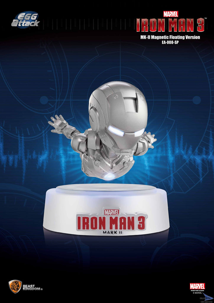 Beast Kingdom EA-008SP Iron Man 3 Mark 2 Floating Version BKT10065