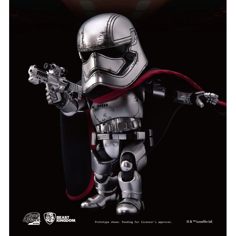 Beast Kingdom EAA-016 Egg Attack Star Wars Stormtrooper Captain Phasma BKT10706