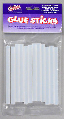 Chenille Kraft Ac3351 Glue Sticks (12) CHKAC3351