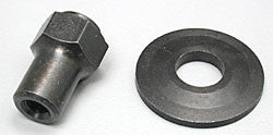 Dave Brown Adapter Nut Short 1/4-28 DAVS428