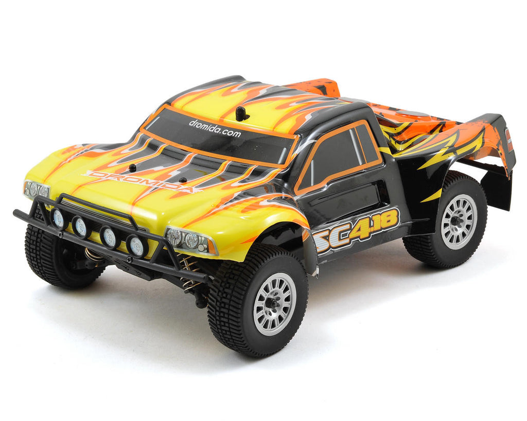 Dromida 1/18 Sc4.18 RTR 2.4ghz W/Battery DIDC0041