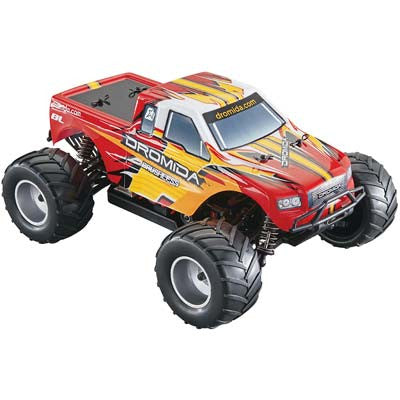 Dromida 1/18 Monster Truck Brushless 2.4GHz w/Battery/Charger DIDC0058