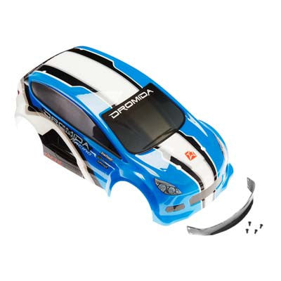 Dromida Body Set Rally Blue DIDC1265