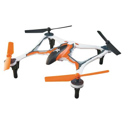 Dromida Xl 370 UAV Drone Rtf Orange DIDE05NN