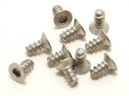 Pn Racing M2x4 Titanium Countersunk Hex Tapping Screw PNR700734