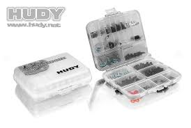 HUDY Hardware Box - Double-Sided - Compact HUD298011