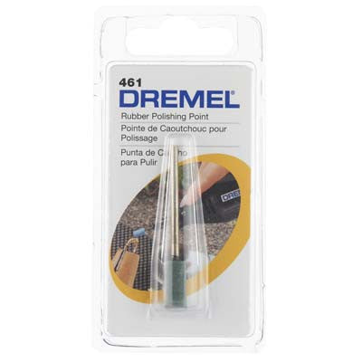 Dremel Rubber Polishing Point DRE461